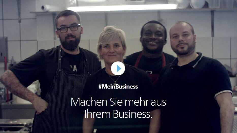 O² Mein Business