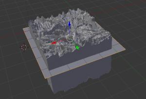 3D-Modell von Foto aus dem Mikroskop