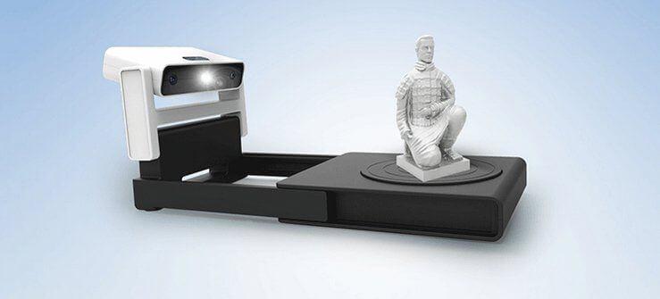EinScan-S 3D-Scanner