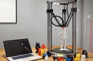 16Hertz Delta 3D-Drucker