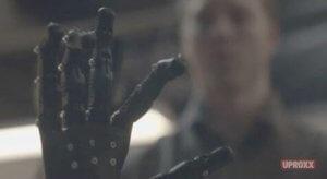 Bionischer Arm