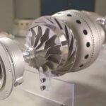 Düsengetriebe aus dem 3D-Drucker
