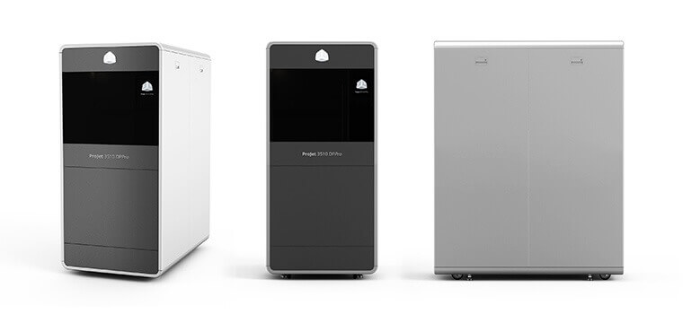 ProJet 3510 DPPro 3D-Drucker