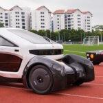 Solarautos aus dem 3D-Drucker