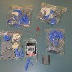 Waffenteile aus 3D-Drucker