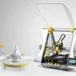 3D-Scanner von Morph mit 3D-Drucker