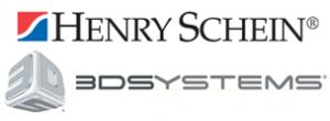 Logo 3D Systems Henry Schein Inc