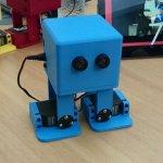 BQs tanzender Roboter