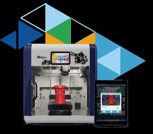 da Vinci 1.1 Plus 3D-Drucker von XYZprinting