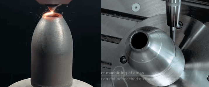 3D-Objekt aus dem 3D-Drucker