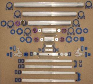 Jingless Kit-Bauteile