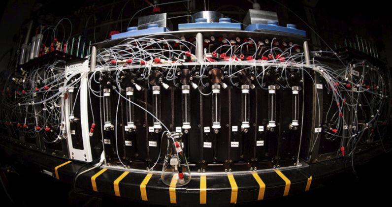 Moleküle-3D-Drucker