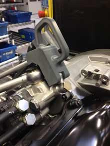 Die neuen Werkzeuge bei Volvo Trucks
