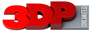 3DP Unlimited Logo