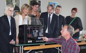 3D-Drucker und Lehrer aus Hilpoltstein