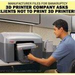 3D-Drucker druckt sich selbst