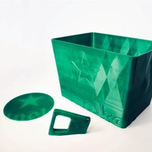 Heineken 3D Match Pack