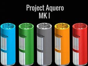 Prototyp MKI - Projekt Aquero