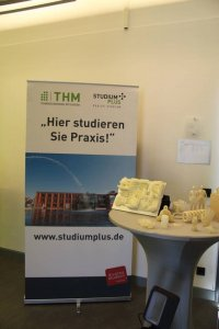 THM Studiumplus 3D-Druck