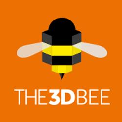 The3DBee Logo