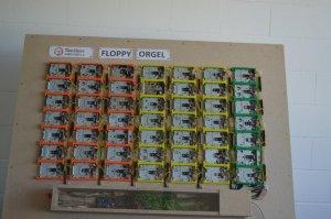 Floppy Orgel
