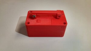 GPS-Tracker mit 3D-Drucktechnologie