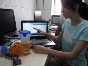 3D-Druckprothese die fühlt