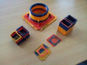 3D-Farbdruck-Objekte