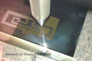 3D-Aerosol-Strahltechnik