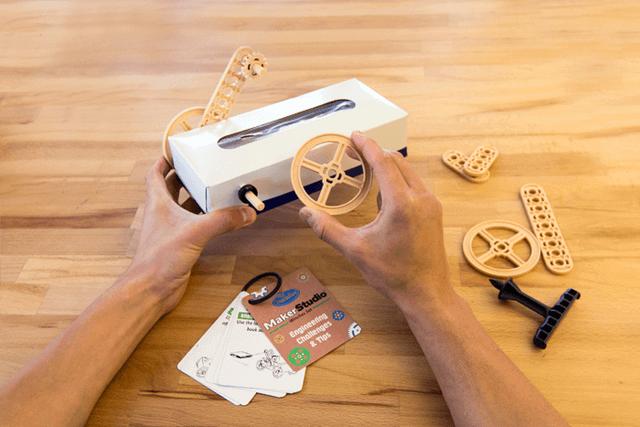 ThinkFun und Maker Studio 3D-Druckwettbewerb