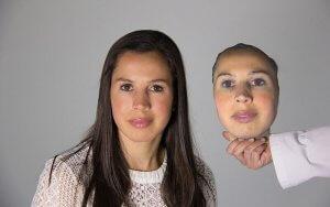 Gesichtsduplikat