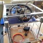 Selbstgebauter 3D-Farbdrucker