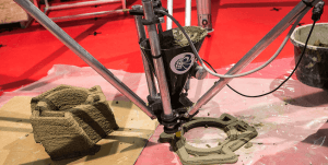 WASP-3D-Drucktechnik
