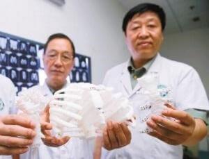 3D Brustduplikate
