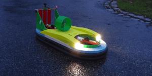 3D-Druck-Luftkissenfahrzeug
