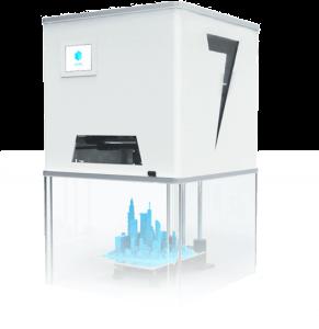 3D-Drucker Crystal