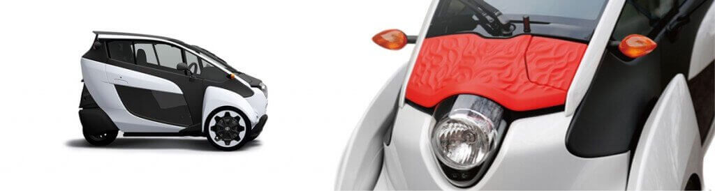 i-Road Toyotaprojekt