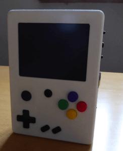 3D-Druck-Spielkonsole