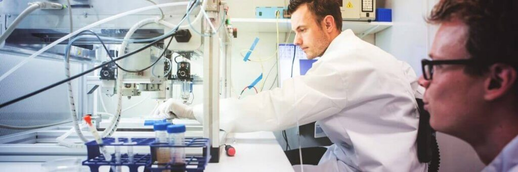 Foto Bioprinting Universität Utrecht