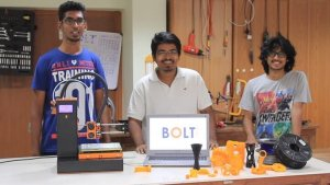 Bolt Mini 3D-Drucker