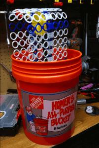 Bubble Bucket