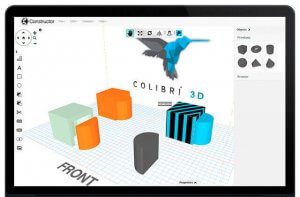 Constructor 3D-Software