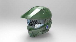 LLNL Autodesk 3D-Helmprojekt