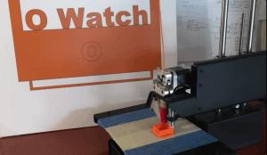 O Watch 3D-Druckuhr
