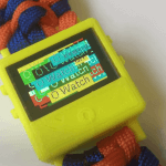 O Watch 3D-Kinderuhr