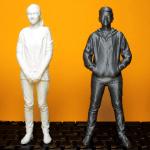 Selfies aus dem 3D-Drucker