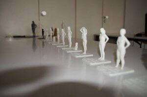 3D-Selfies aus dem 3D-Drucker