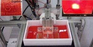 3D-Druck mit Licht und Harz