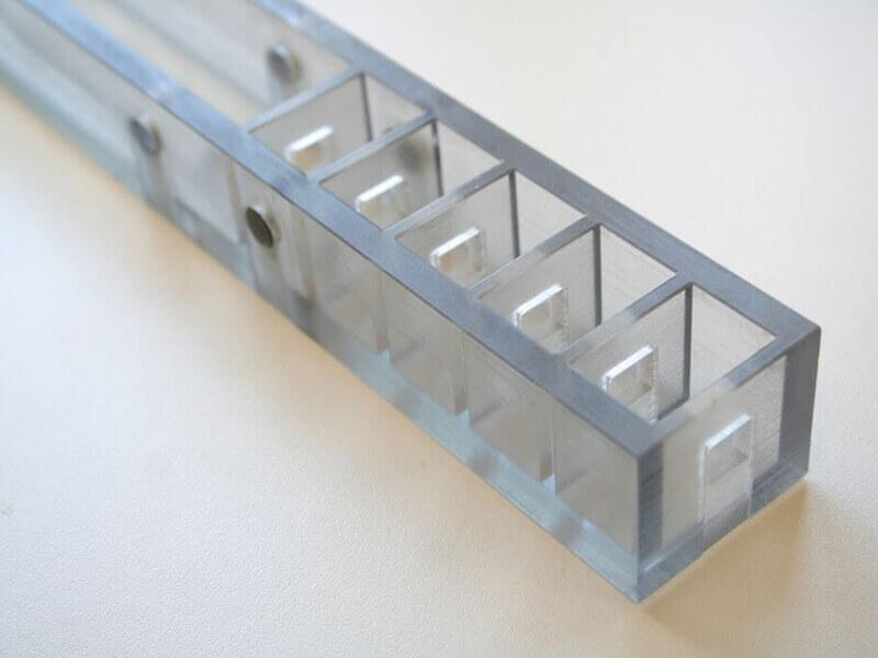 Polymer-Struktur-Komponente