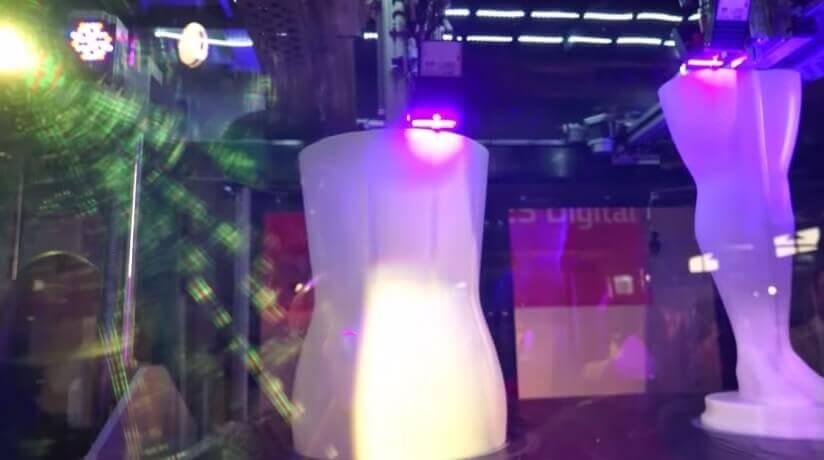 ES Digital nutzt 1,8 Meter 3D-Drucker von MASSIVit